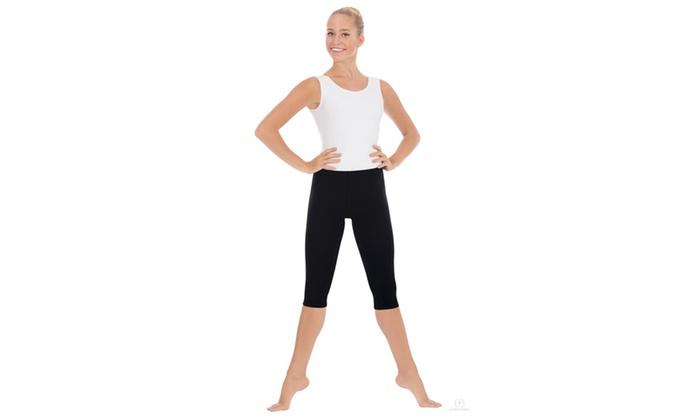 Active by EuroSkins Cotton Capri Leggings