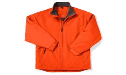 Zorrel Men's 3-Season Lightweight Fleece Lined Jacket (S-5XL)