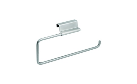 InterDesign 29750 Over The Cabinet Paper Towel Holder, Stainless Steel 3c6603a4-0377-497d-a8b4-36b8af1a08a4
