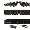 Security Labs 16-channel 960h 3TB DVR With 16 800tvl 960h Cameras