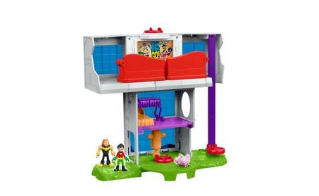 Imaginext Teen Titans Go! Tower 39c957c5-0aa3-43c6-ba6b-1f033a92523e