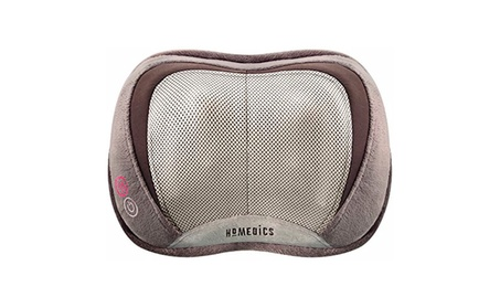 HoMedics 3D Shiatsu and Vibration Massage Pillow with Heat 5d54ca02-de28-4ab6-aaf2-e8183b2bda1b