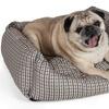 Wick-Away Water Resistant Rectangular Dog Bed