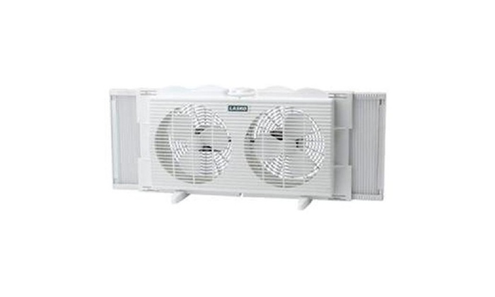 Lasko 7 Twin Window Fan - 2137