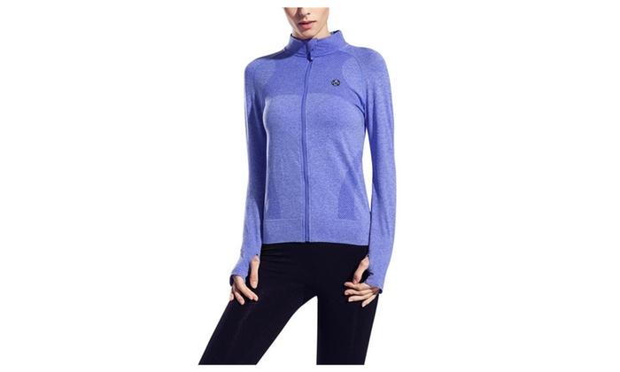 Lightweight Active Performance Full-zip Hoodie Jacket