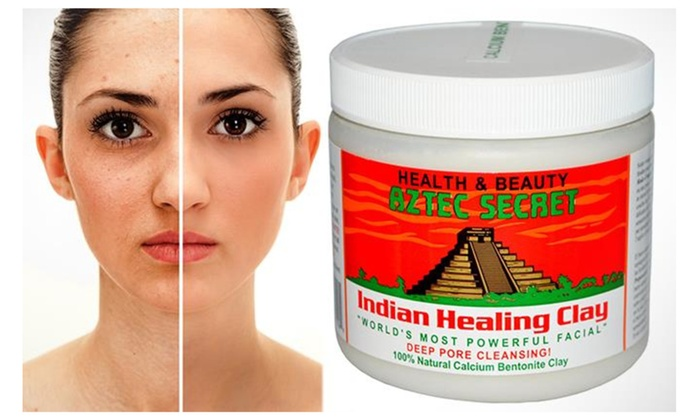 Aztec Secret Indian Healing Clay Deep Pore Cleansing Groupon