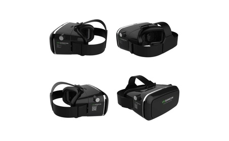 Shinecon VR Virtual Reality 3D Glasses with Bluetooth Controller 40a0612c-c438-469f-a882-8554a3af9fae