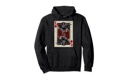 Star Wars Darth Vader in the Cards Hoodie ff70a57d-c728-40fd-bb35-5307acab4625