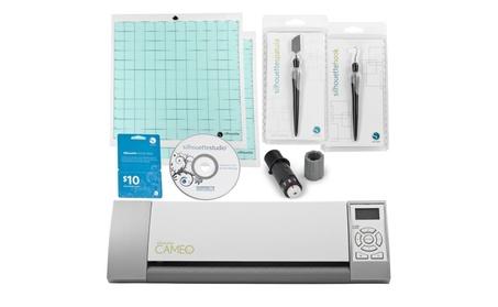 Silhouette Cameo Electronic Cutting Tool with Silhouette Craft Kit 202e9373-4606-4b0e-bd95-fa122a3f88cb