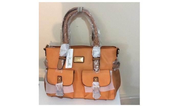Simply Noelle Las Handbag Purse Brand New