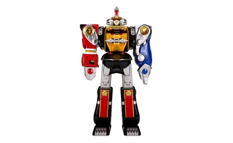Power Rangers Mighty Morphin Legacy Ninja Megazord Action Figure 07975c36-ec02-4dfe-8898-862513db69c6