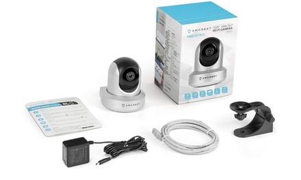 Amcrest HDSeries 720p Wireless IP Surveillance Camera System