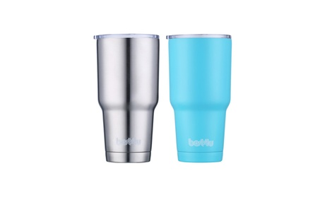 Steel Tumbler Insulated Double Wall Vacuum Travel Mug With Lid 900ml a8d3cfcc-9fa8-4af1-b3f3-916f91c1cfb1