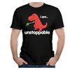 Men's GOODIE TWO SLEEVES  Unstoppable Shirt T-shirts Black
