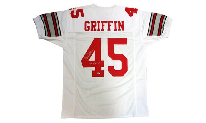 Archie Griffin Ohio State Buckeyes