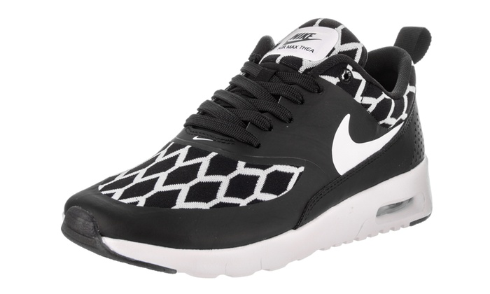 on sale 8f534 28e9f Nike Kids Air Max Thea SE (GS) Running Shoe