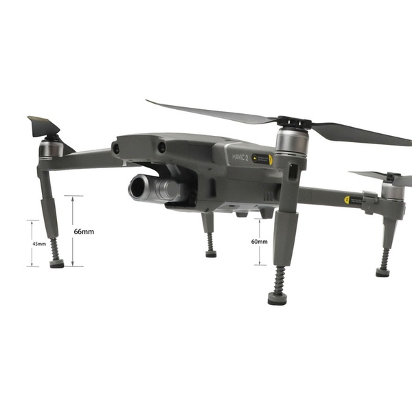 Landing Gear for DJI Mavic 2 Pro//Zoo Drone Accessories Landing Skid Heightened H