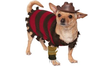 Pet Freddy Kreuger Costume da6ef5de-26e5-44b7-b90f-cd1475c78ab7