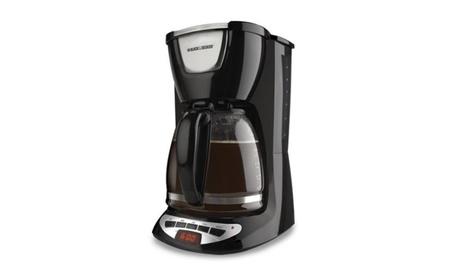 Black & Decker DCM100B 12-Cup Programmable Coffeemaker 9ed0da0d-faa9-46cd-bf92-f587689894ff