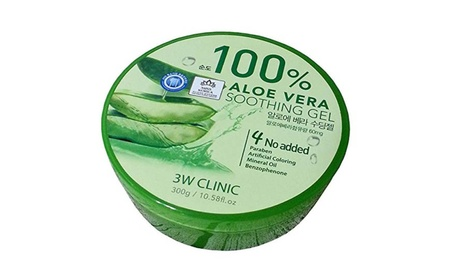 All Natural Ingredients Aloe Vera Soothing Gels Moisturizers 6ee8af62-d87a-4732-a036-185255d023b7