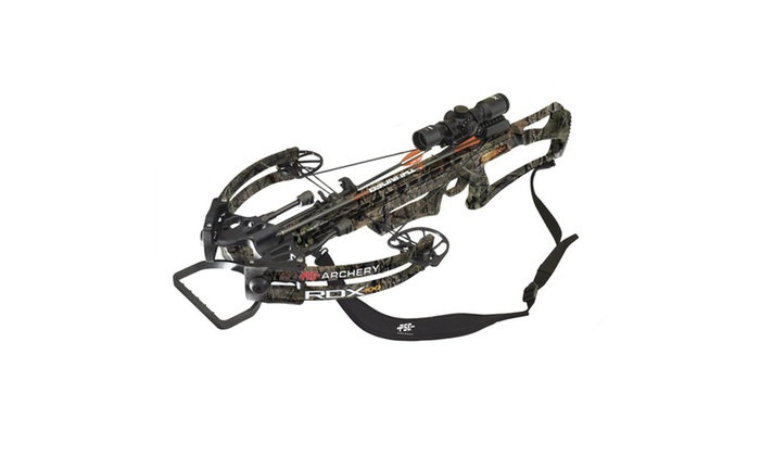 PSE RDX-400 Crossbow Package