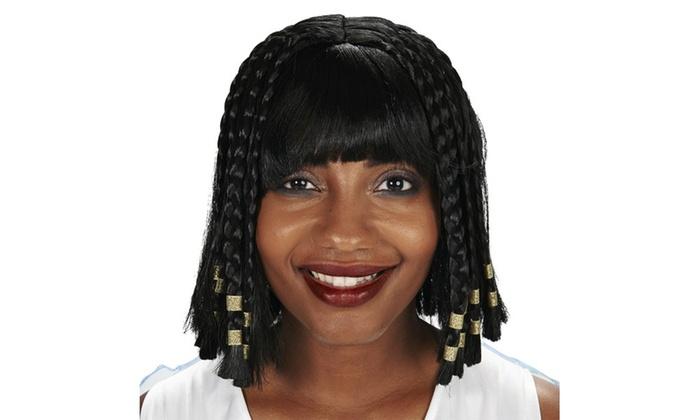 Cleopatra Comin' At Ya Adult Wig