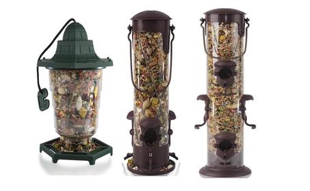 Durable, Plastic Material Wild Bird Feeder (Goods For The Home Patio & Garden Bird Feeders & Food) photo