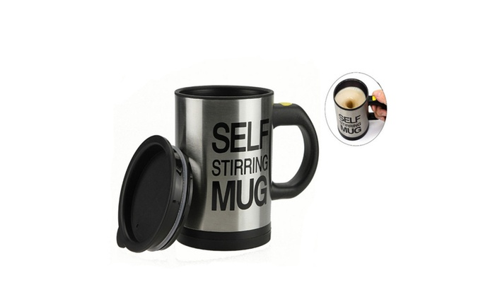 Thermo Self Stirring Coffee Mug
