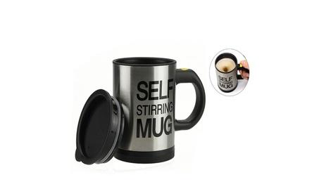 Thermo Self Stirring Coffee Mug 640447db-77df-4e17-b99c-fdf177b89294
