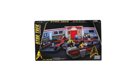 Star Trek the Original Series - U.S.S. Enterprise Bridge: 594 Pcs 671dc9e4-d958-4d6a-b427-8a6b75ed541c