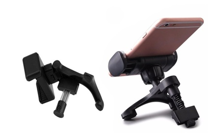 360 Degree Universal Adjustable Car Air Vent Mount Holder Stand photo