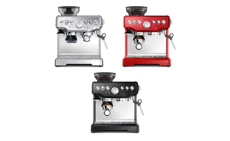 Breville The Barista Express Coffee Machine - 3 Colors ec057299-63e6-48bd-a9c3-875a07f32b7e