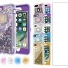 iPhone 7 Plus TPU Star Dust Clear Glitter Armor Defender Case
