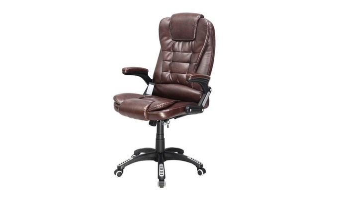 Executive Ergonomic Computer Desk Mage Chair Vibrating Home Office