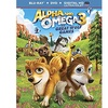 Alpha And Omega 3: The Great Wolf Games (DVD and Digital or Blu-RayandDVDandDHD)