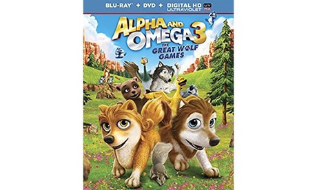 Alpha And Omega 3: The Great Wolf Games (DVD and Digital or Blu-RayandDVDandDHD) 384e412b-755e-45ab-97aa-b73ae6434cf6