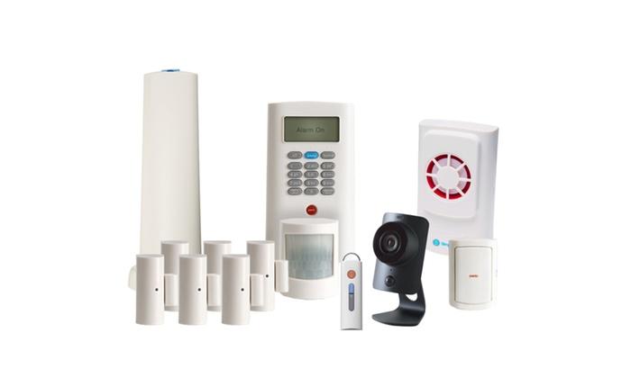simplisafe shield wireless home security system - Simplisafe Home Security
