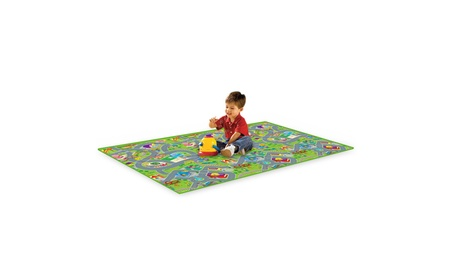 PlayScapes Portable Instant Children's Floor Play Mat