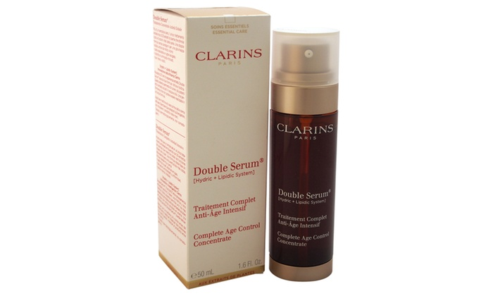 Double Serum by Clarins #12