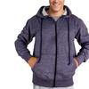 Men's Moisture Wicking Fleece-Lined Full-Zip Up