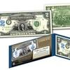 1899 George Washington Two-Dollar Silver Certificate Designed on Modern Bill