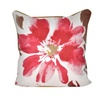 """Loom and Mill Home Decor 22""""X22"""" Super Flower Decorative Pillow"""