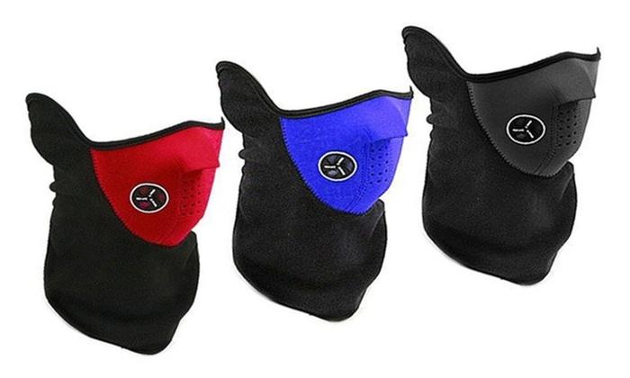 Neoprene Ventilated Comfortable Breathing Face Mask for Winter