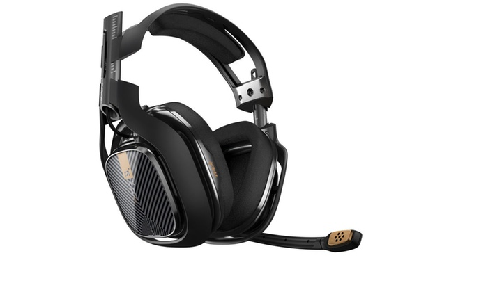 ASTRO Gaming A40 TR Headset And MixAmp M80 - Black/Olive
