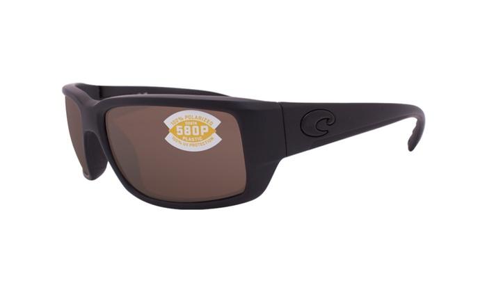 ada487320b56a Costa Del Mar Fantail TF 01 OSCP Blackout   Copper Silver Mirror 580P