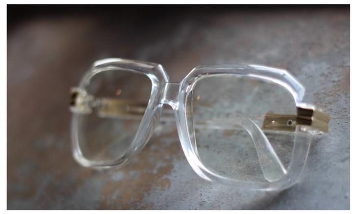 Vintage gazelle styled glasses