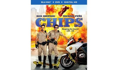 "Chips (Blu-ray Combo) ""PRE-ORDER"" 95c06753-911c-45f2-8408-864de3cc6a03"