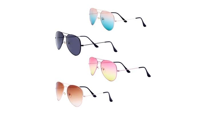 Hot Summer Aviador Sunglasses For Women