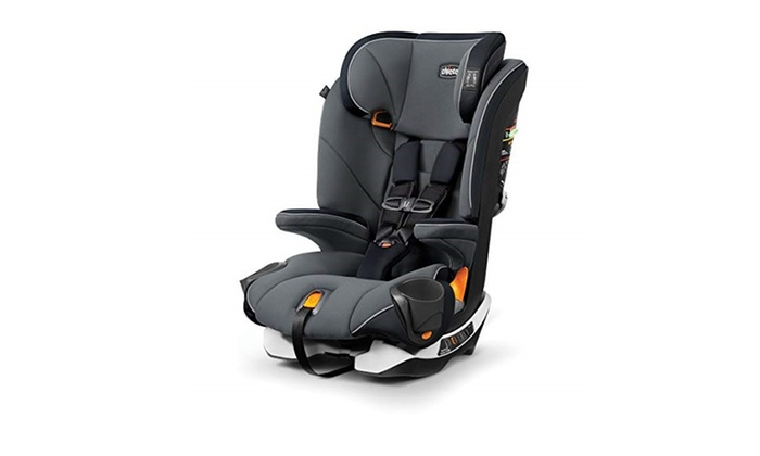 5 Point Harness Booster >> Chicco Myfit Harness Booster Car Seat Fathom