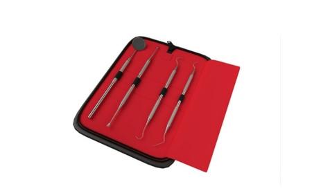 Stainless Steel Dental Tool Set Kit 22d46693-b78c-4926-ac4e-9d7fdacd84ec